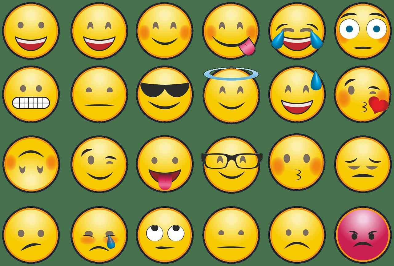 python emojis