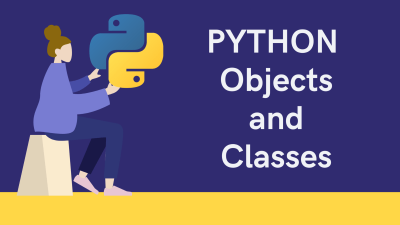 classes and objects in Python