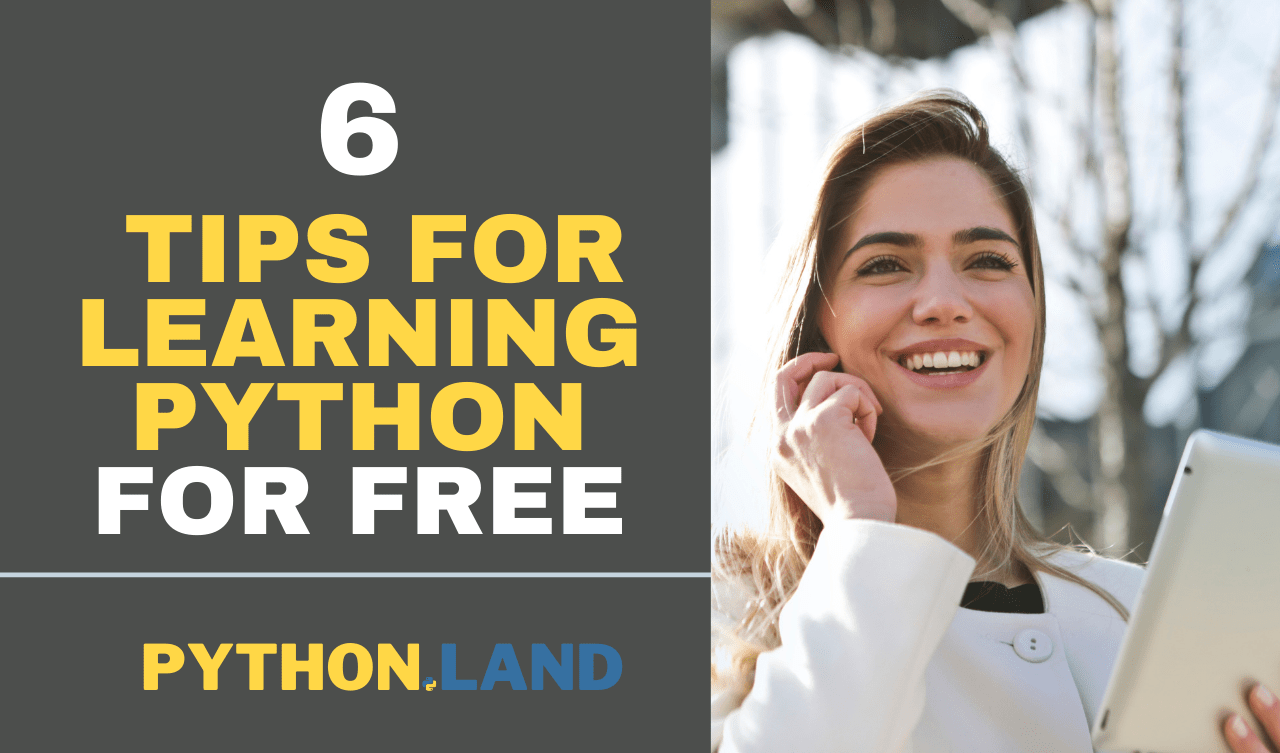 Learn Python for free