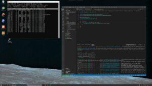 Linux on windows