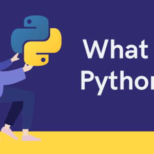 What is Python: the major features and what it's used for